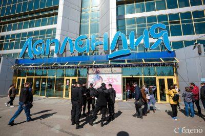 Судебная экспертиза не признала здание кемеровской «Лапландии» аварийным