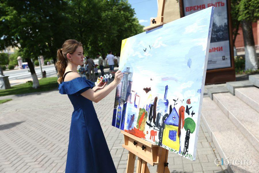 Фото: как кемеровчане отмечают День города