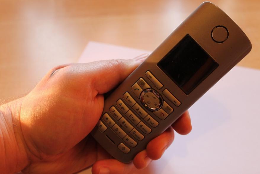 В Кузбассе мужчина ответил на звонок и лишился всех денег