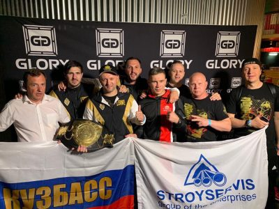 Кузбасскому чемпиону сломали руку во Франции