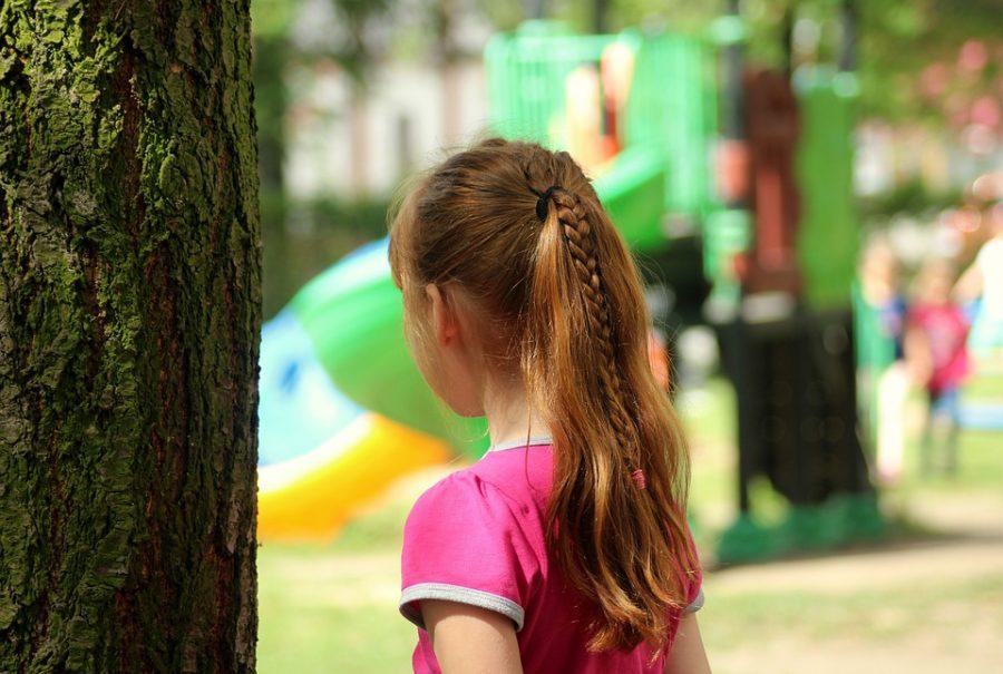 В Кузбассе потерялась маленькая девочка