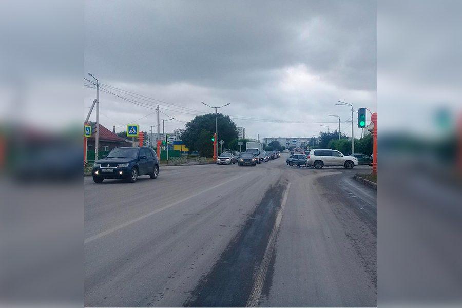 Фото: в серьёзном ДТП пострадали кузбассовцы