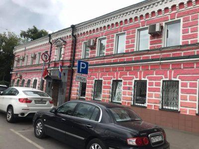 Фото: кузбасские чиновники хотят снести старинный особняк в центре Москвы
