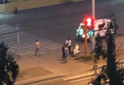 Что случилось ночью с «умершим» инвалидом возле популярного кемеровского ТЦ?