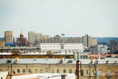 В центре Кемерова построят Московскую площадь