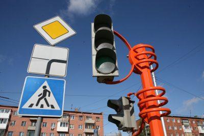 Мэрия: в Кемерове вандалы уничтожают дорожные знаки