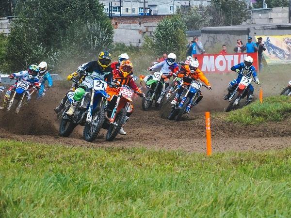 В Кузбассе пройдут крупные соревнования по мотоспорту