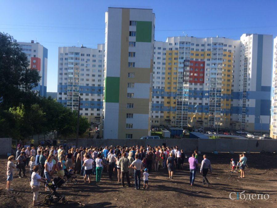 Илья Середюк рассказал о судьбе злополучного детского сада с бассейном в «Кемерово-Сити»