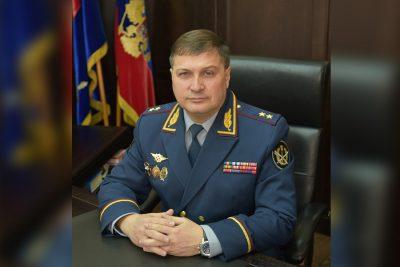 В Кузбассе назначен новый начальник ГУФСИН