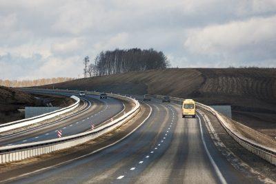 Сергей Цивилев поручил отремонтировать кузбасскую трассу раньше срока