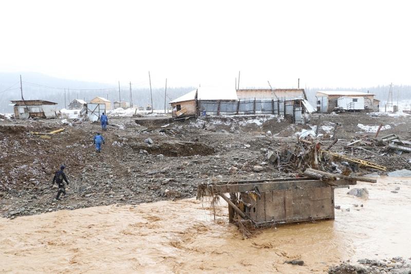 Прорыв дамбы в Красноярском крае среди погибших есть жители КузбассаЕщё один кемеровчанин считается пропавшим без вести