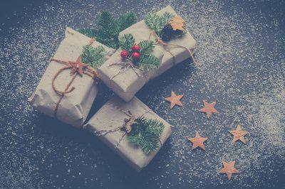 У кузбассовца забрали все подарки к Новому году