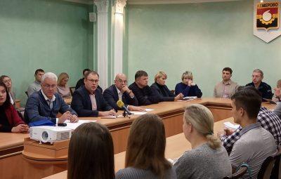 Илья Середюк рассказал о судьбе «Лазурного» в Кемерове