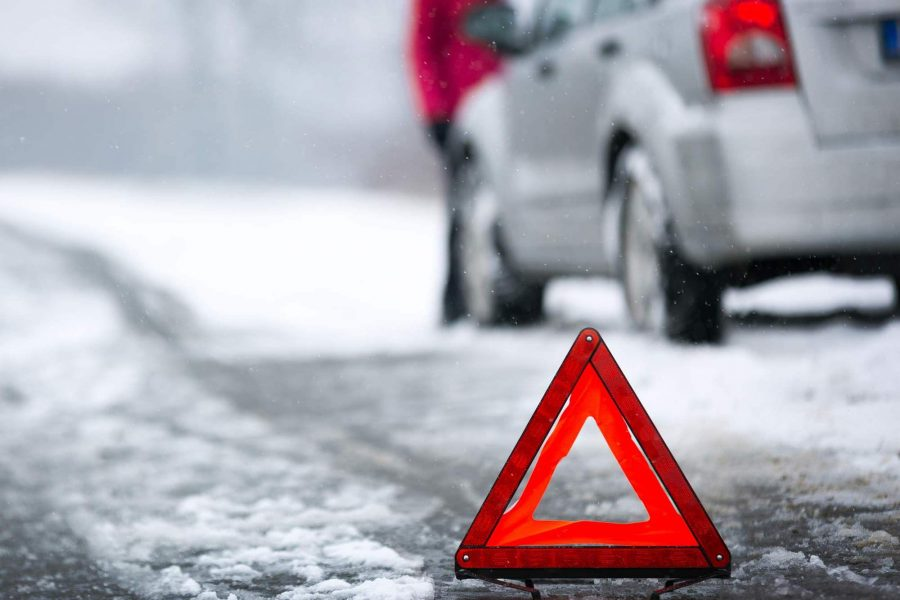 В Кемерове водитель сбил школьника