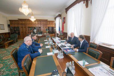 Новое здание областной прокуратуры появится в Кемерове