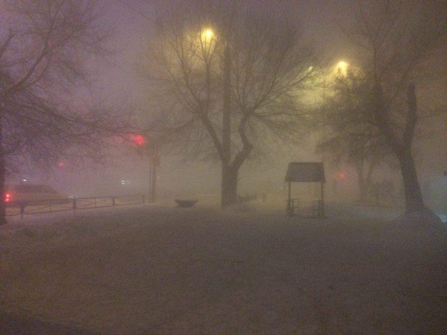 Илья Середюк рассказал о мерах из-за смога в Кемерове