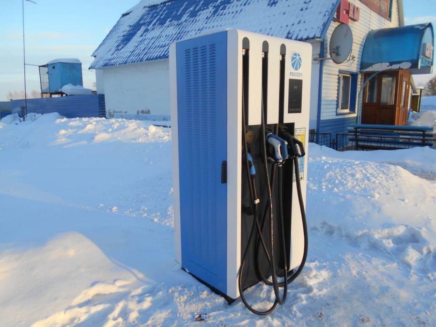 Будущее близко: в Новокузнецке появятся станции зарядки электомобилей