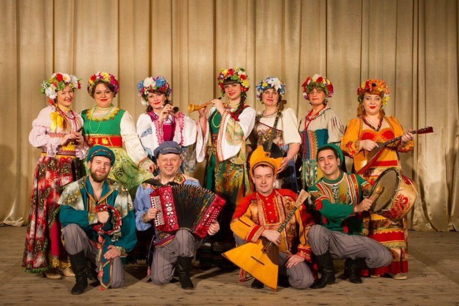 Хормейстер кузбасского творческого ансамбля «Русь» удостоен высокого звания