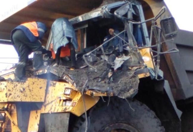В ГИБДД рассказали подробности ДТП с большегрузами в Кузбассе