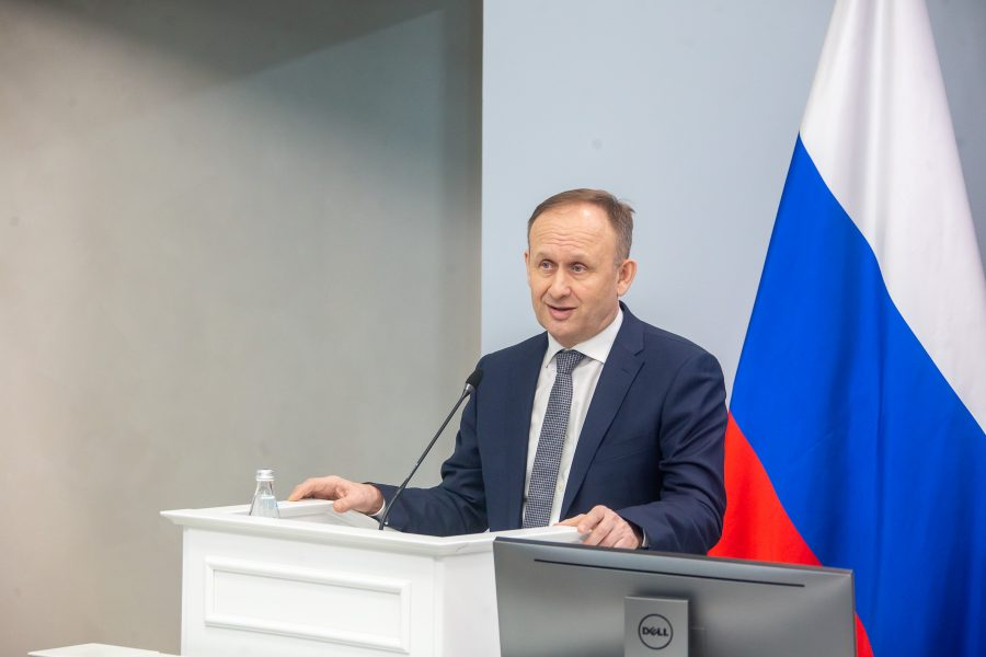 Бывший тренер ХК «Кузбасс» назначен советником губернатора по физкультуре и спорту