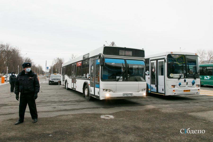 Стало известно, когда общественный транспорт Кузбасса начнёт работать в обычном режиме