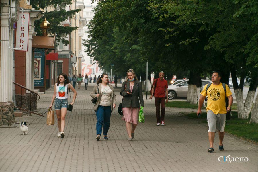 Власти Кемерова изменили границы города