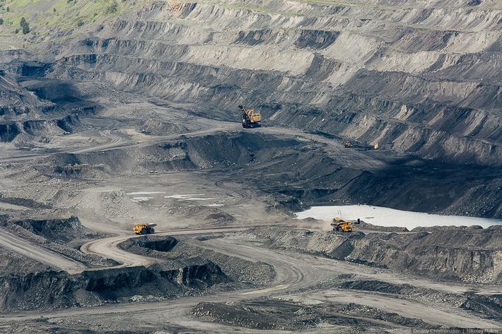Кузбасс вновь наращивает добычу угля