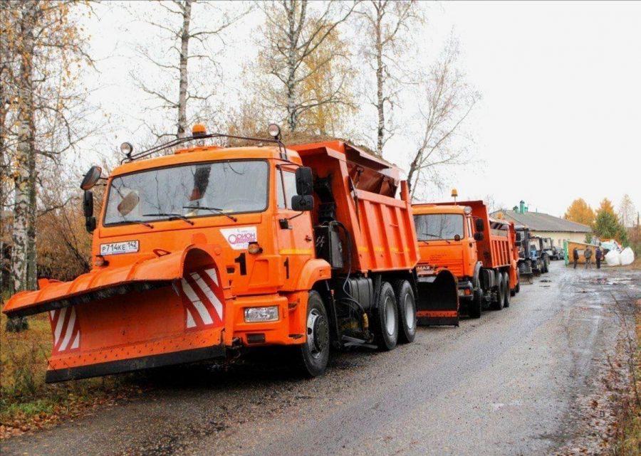 Власти Кузбасса намерены побороть снег зимой