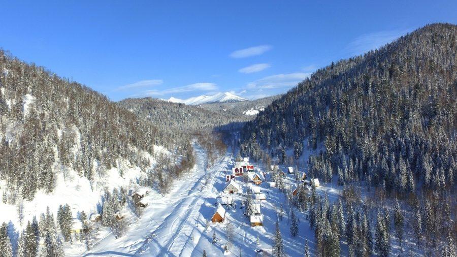 В Кузбассе стало возможным создание курорта мирового уровня