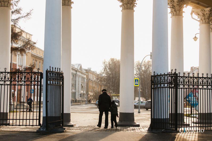 Капелька лета: последние тёплые дни Кемерова
